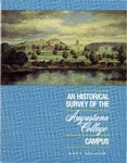 An historical survey of the Augustana College campus by Glen E. Brolander