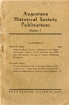 Augustana Historical Society Publications Number 3