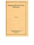 Augustana Historical Society Publications Number 10