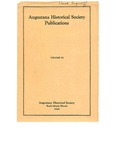 Augustana Historical Society Publications Number 11