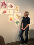 Christine Marchi's Works by Augustana College, Rock Island Illinois
