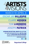 4 Artists, 4 Visions by Augustana College, Rock Island Illinois