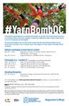 #YarnBombQC by Augustana College, Rock Island Illinois
