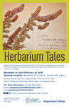 Herbarium Tales by Augustana College, Rock Island Illinois