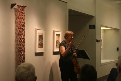 Oceans and Crossings: Deborah Dakin Viola Recital