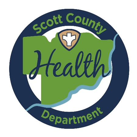 2017-2018: Scott County, Iowa Health Department