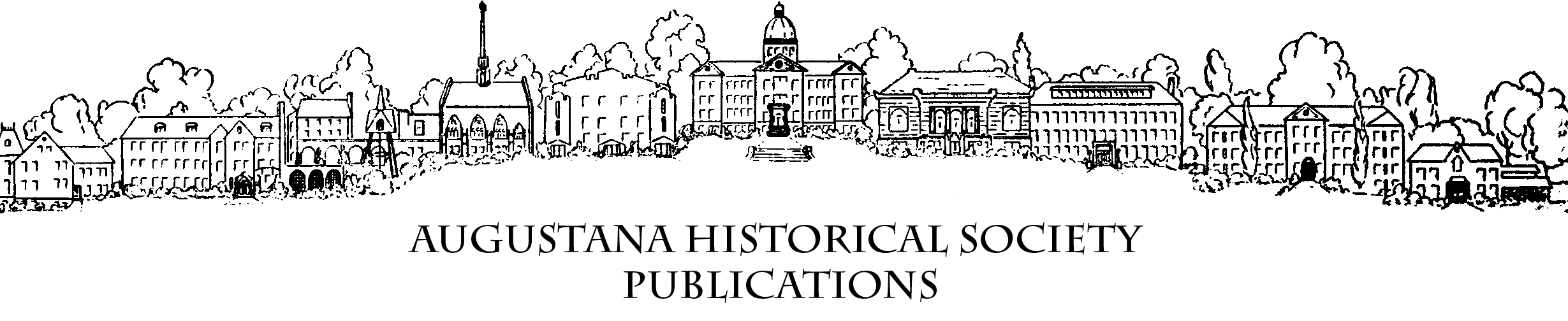 Augustana Historical Society Publications