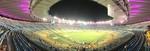 Estadio Maracanã in Rio de Janeiro, Brazil