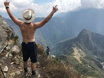 Machu Picchu by Dale Charlier