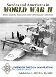 Swedes and Americans in World War II