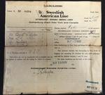 Lofgren family's ticket