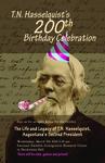 200th Birthday Celebration event