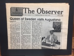 The Observer student newspaper