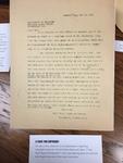 Copyright office letter