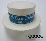 Styrofoam hat