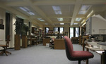 The Reading Room inside the Swenson Center